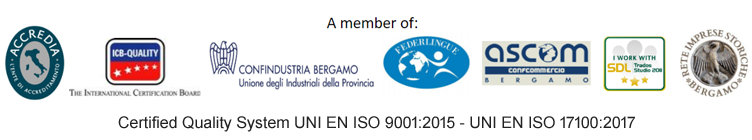 Certified Quality System ISO 9001:2008